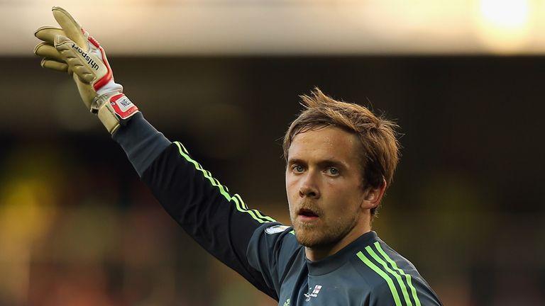 Gunnar Nielsen: Targeting No 1 spot at Fir Park
