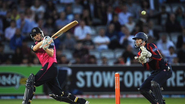 Adam Voges: unbeaten knock has given Middlesex hope
