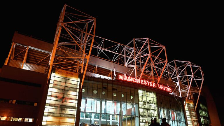 Old Trafford: £90m spent on upkeep in the past eight years