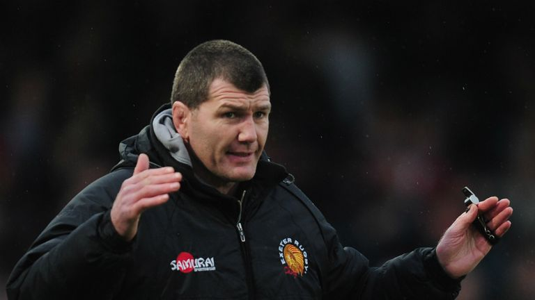 Rob Baxter: Victory a welcome relief