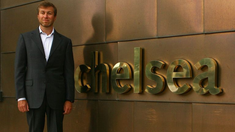 Roman Abramovich: Chelsea in 2011/12 posted their first profit under the Russian billionaire