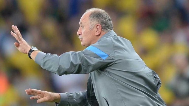 Luiz Felipe Scolari: Took Brazil job 'to be a champion'