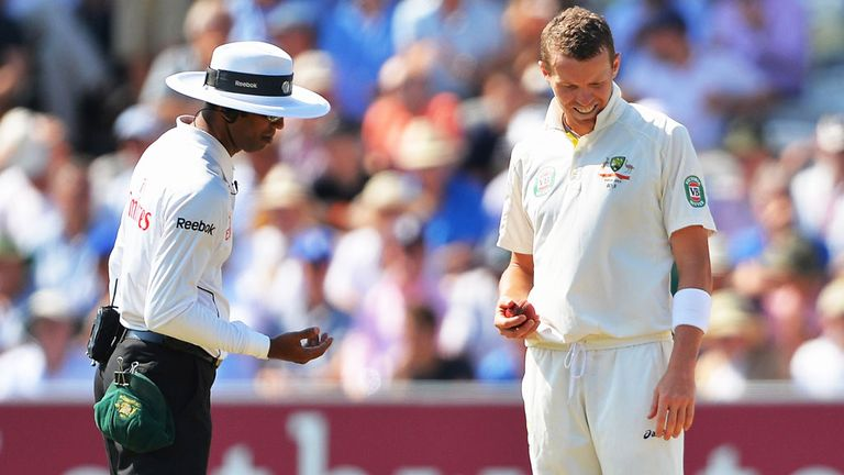 Peter Siddle: Handed Jonny Bairstow a let-off