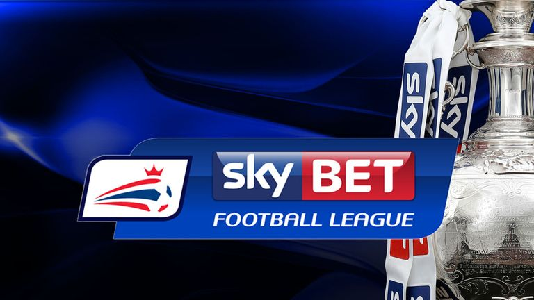 Sky Bet: New title sponsor for the Football League
