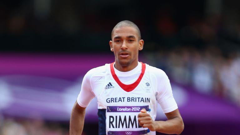 Michael Rimmer: Battling qualifying effort from British 800m runner