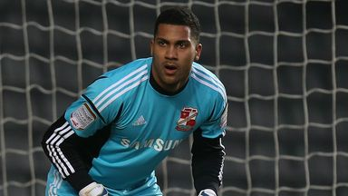 Wes Foderingham: Pleased with his performance