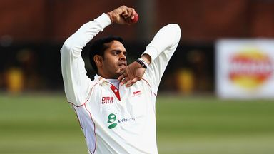 Jigar Naik: New deal at Grace Road