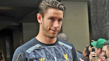 Brad Jones has linked up with Feyenoord