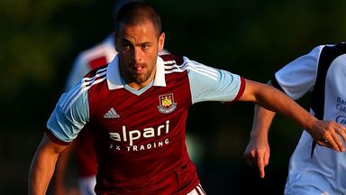 Joe Cole: Opened the scoring in West Ham's win at Colchester