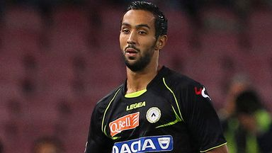 Mehdi Benatia: Has joined Roma on a five-year deal