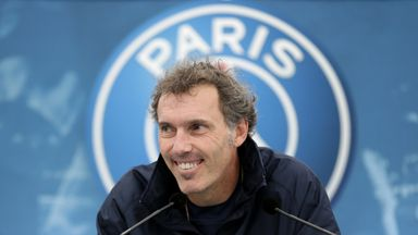 Laurent Blanc: PSG coach unsure over further new additions