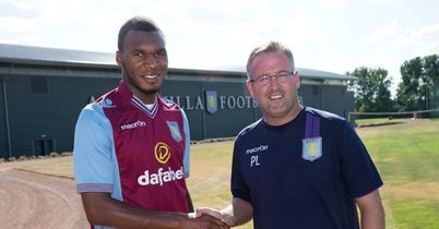 Paul Lambert (right): Talks with Christian Benteke easy