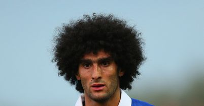 Marouane Fellaini: Could join Manchester United