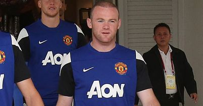 Wayne Rooney: Seemingly set to leave United this summer