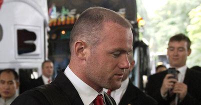 Wayne Rooney: Would command a hefty transfer fee