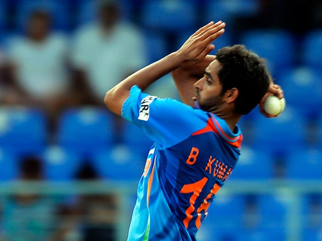 Bhuvneshwar Kumar: Destructive spell with the ball