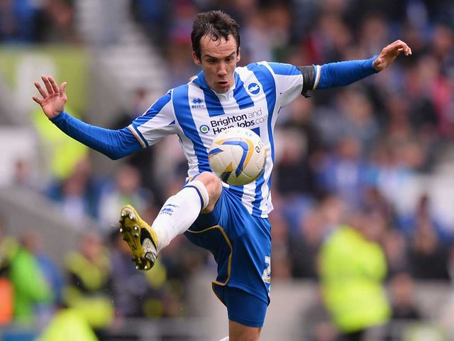David Lopez: On target for Brighton