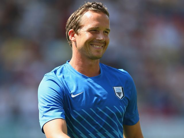 Kevin Davies: Finally scores for Preston