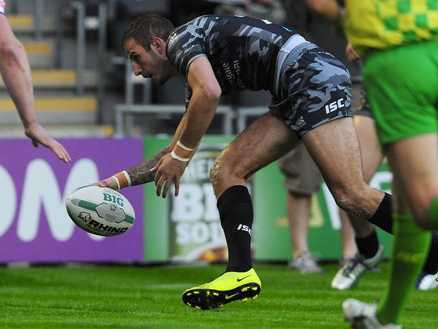 Ben Crooks: Surprise inclusion in Hull's cup final squad