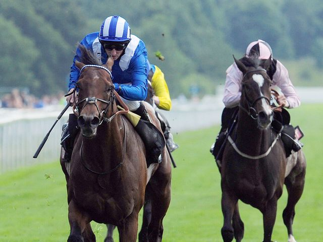Mukhadram saw off the opposition at York