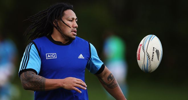 Ma'a Nonu: All Blacks centre could be reunited with Conrad Smith in Wellington