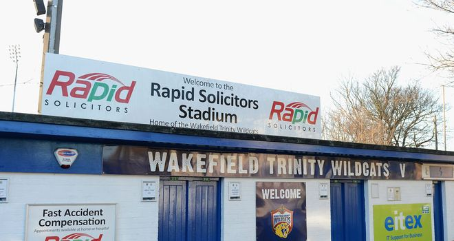 Wakefield Wildcats chief operating officer James Elston resigns