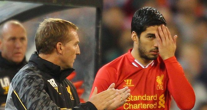 Brendan Rodgers talks to Irish radio, dismisses talk of Suarez leaving Liverpool for Arsenal [Audio]