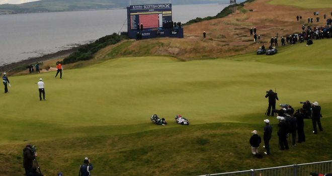 The stunning Castle Stuart links criticised by Graeme McDowell