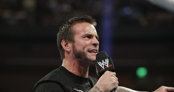 Punk: did not make WWE return in his beloved Chicago