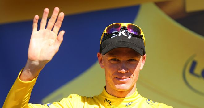 Chris Froome is targeting winning more Tours de France