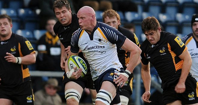 Craig Gillies: Has been a wonderful servant for Worcester