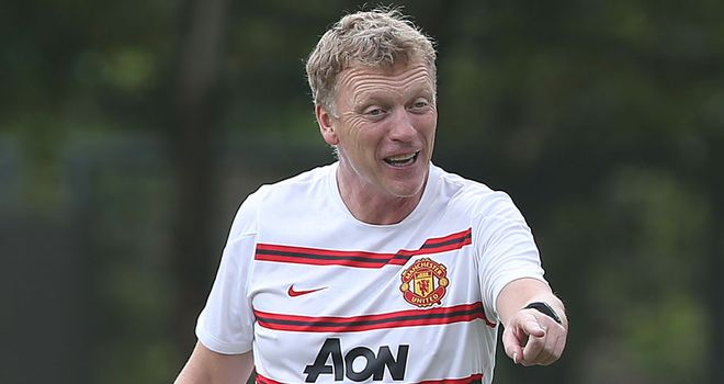 David Moyes: Hoping to maintain standards at Manchester United
