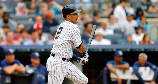 Derek Jeter: final season for New York Yankees stalwart