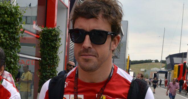 "Fernando Alonso: Says Ferrari face a ""very important weekend"""