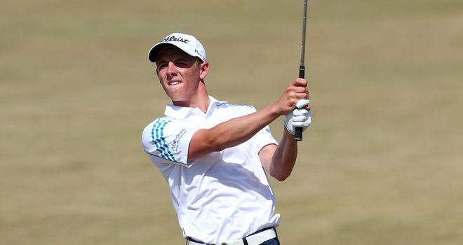 Grant Forrest: Strong finish salvaged an opening 73