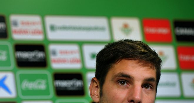 """Guillermo Sara: Says his move to Real Betis is a """"dream come true"""""""