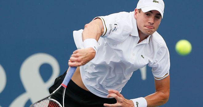 American John Isner won big-serving final in Atlanta