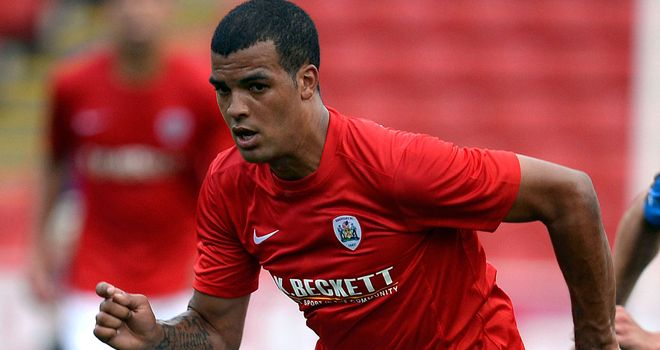 Jacob Mellis: Was on top form in Barnsley's victory