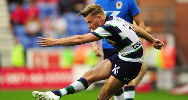 Jamie Foster: Played well in a close loss at Wigan