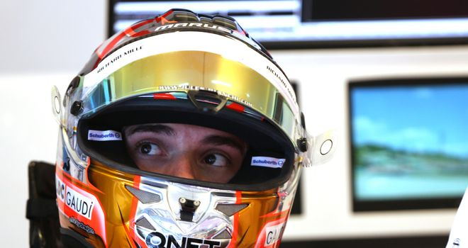 Jules Bianchi: Supportive environment at Marussia