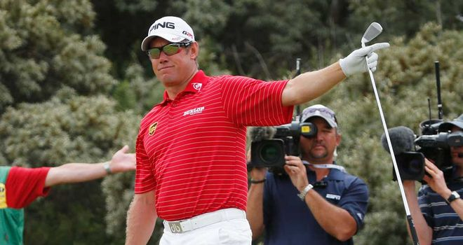 Lee Westwood: Lost momentum before the turn