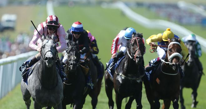 Lethal Force: Well clear on Timeform ratings