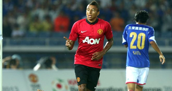 Jesse Lingard: Scored both United goals