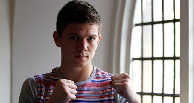 Luke Campbell: will make his professional debut in Hull on Saturday
