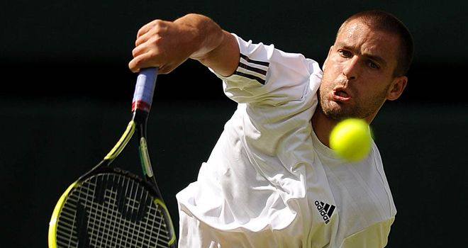 Mikhail Youzhny: Too strong for unseeded Robin Haase