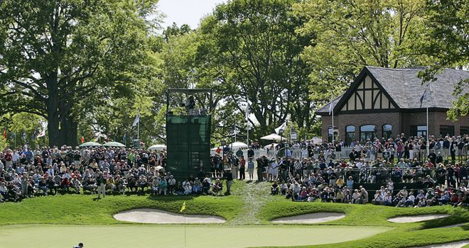 Oak Hill's tough finishing hole will yield very few closing birdies.