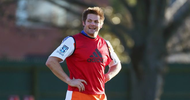 Richie McCaw: Ready to put the record straight on Saturday