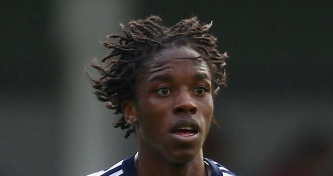 Romaine Sawyers: Determined to take his chance