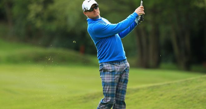 Simon Dyson: Hoping to keep his good form going this week in Russia