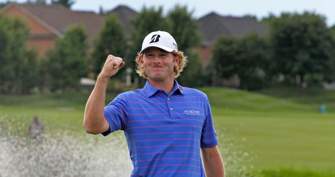Brandt Snedeker: American cruised to three-shot victory at Glen Abbey